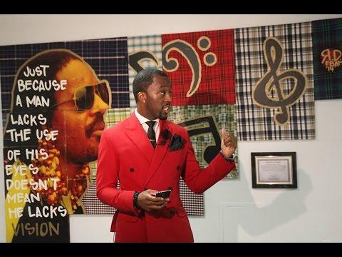 Ronald Draper x Take Care of Harlem x Harlem Haberdashery Presents Art Lives in Harlem 10.02.15