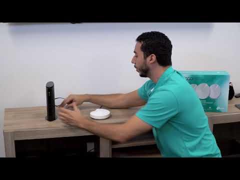 Deco M5 Whole-Home Wi-Fi: Setup