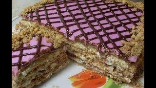 торт абрикотин по госту
