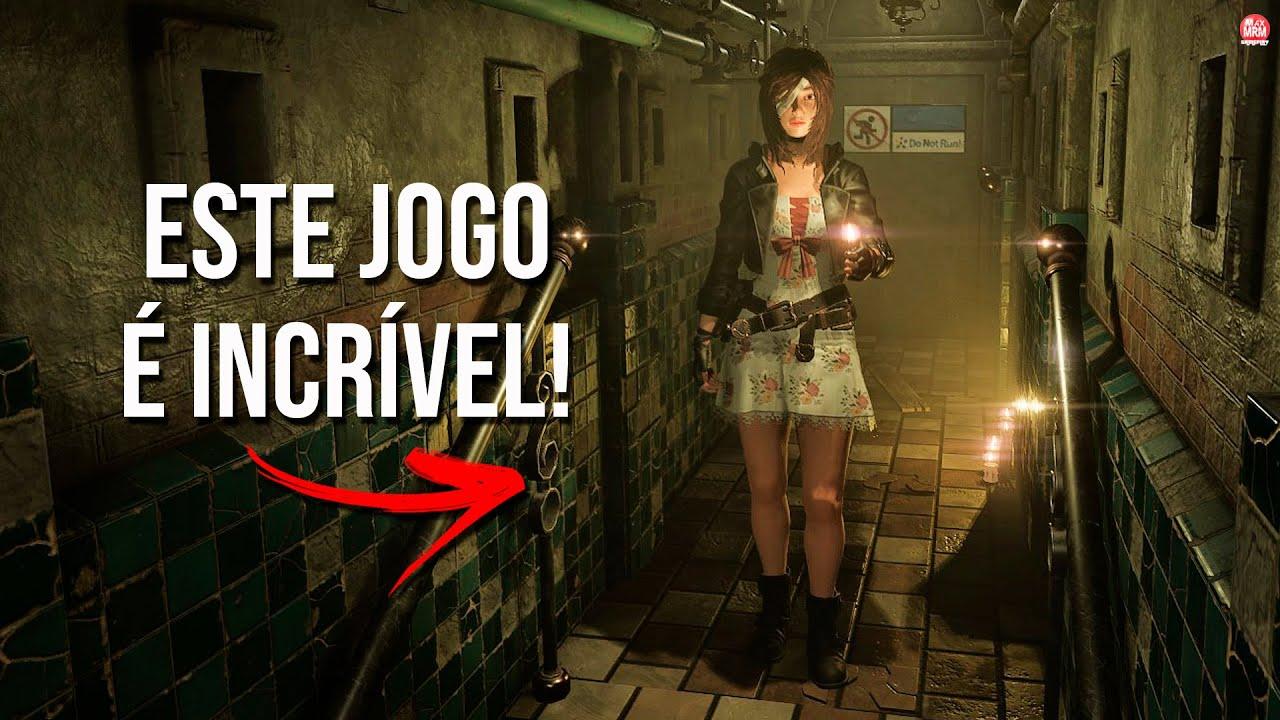 Tormented Souls - UM SURVIVOR HORROR CLÁSSICO | Resident Evil + Silent Hill + Alone In The Dark
