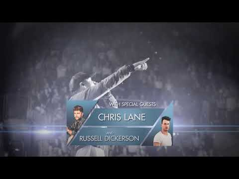 Kane Brown | The Worldwide Beautiful Tour 2020