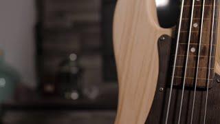 безладовый бас своими руками. DIY Fretless bass