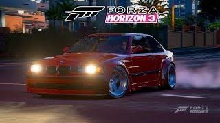 #Forza #Horizon 3 #BMW M3  -Horizon Edition GamePlay!