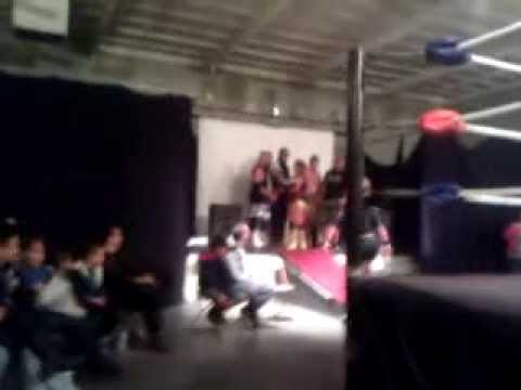 6-man Hell in a Cell match (6-1-13) from YouTube · Duration:  10 minutes 24 seconds