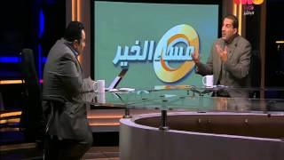 """د. عمروخالد في مساء الخير على CBC """"الأخلاق مركز كل الرسالات السماوية """""""