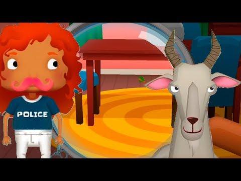 Маленькая полиция #15 Ищу игрушку для девочки в игре про полицию