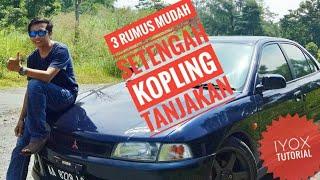 Tutorial Menyetir Mobil 3 Rumus Mudah Setengah Kopling stop and Go di berbagai Medan Tanjakan