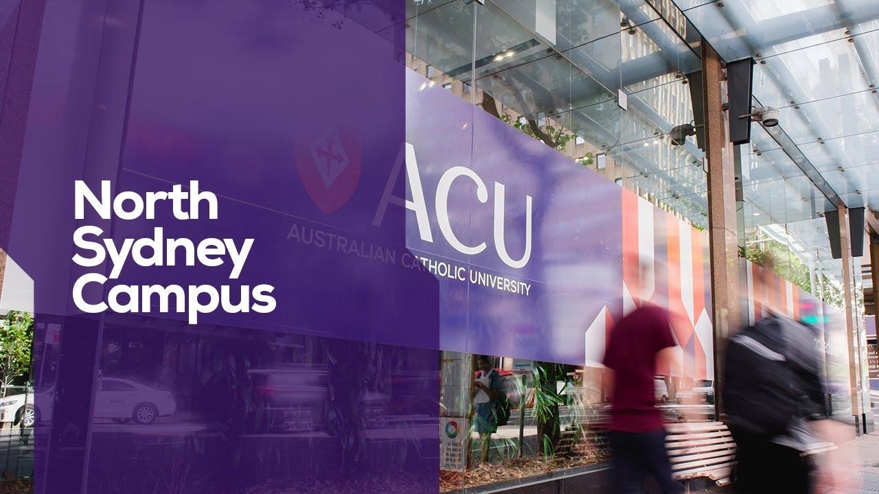 North Sydney Campus – ACU locations