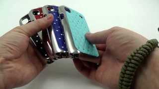 Обзор: Красивый чехол-накладка со стразами для Samsung Galaxy S GT-i9000   Электробум.com.ua
