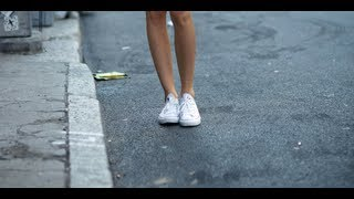 Repeat youtube video How to Clean White Shoes | Fashion How To | POPSUGAR Fashion
