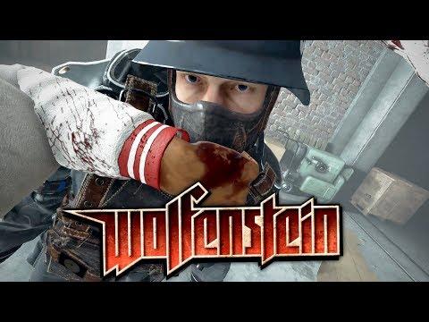 Wolfenstein 2 Gameplay: The Gunslinger Joe |