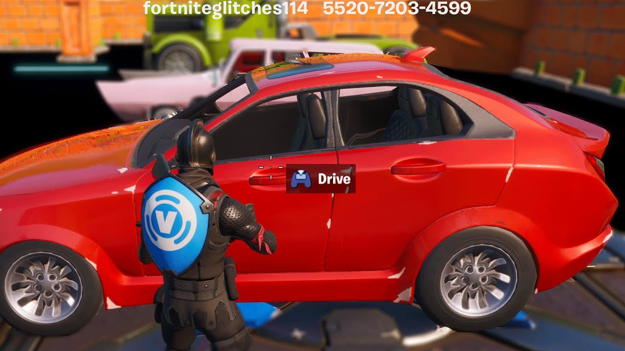 Fortnite Car Glitch New Youtube