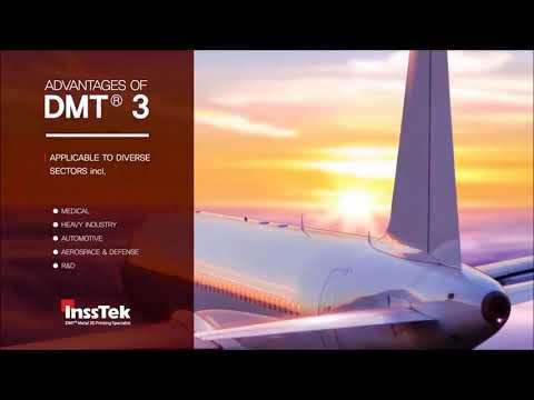 WHY DMT® METAL 3D PRINTING