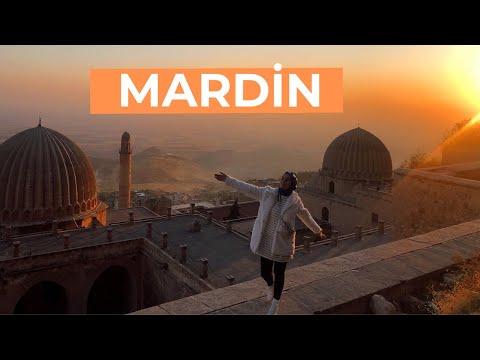 Eski Mardin'de Bir Gün!   Elif Kübra Genç