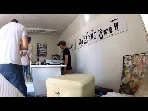 DJ Radix (Woodbass Sessions Sinsheim) live @ E-Scalation Radio Show on dnbradio.com