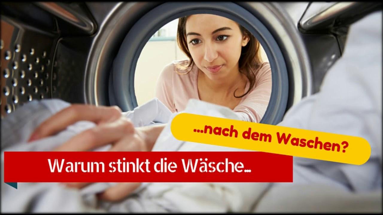 Wäsche Schweißgeruch
