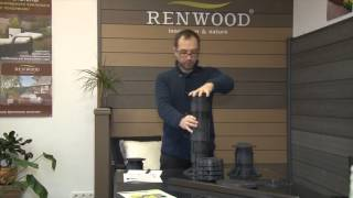 Регулируемые опоры ТМ Support для террасная доска RENWOOD(Регулируемые опоры ТМ Support для террасная доска RENWOOD., 2014-11-18T10:54:41.000Z)