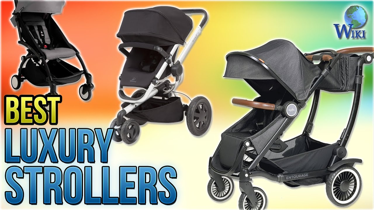 Double Stroller Expensive 10 Best Luxury Strollers 2018