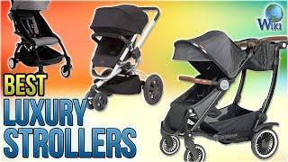 10 Best Luxury Strollers 2018