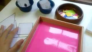 Tangram games! -With printables