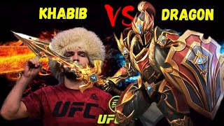 UFC 4 | Khabib Nurmagomedov vs. Dragon Fighter | EA sports UFC 4 | epic