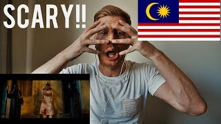 (SCARY!!) MUNAFIK 2 - Official Trailer // MALAYSIAN MOVIE TRAILER REACTION