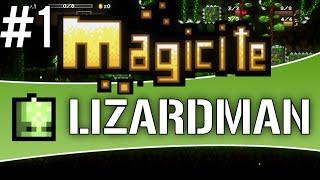 Magicite 1.5 | Lizardman (Unlock Guide and Playthrough) | Part 1