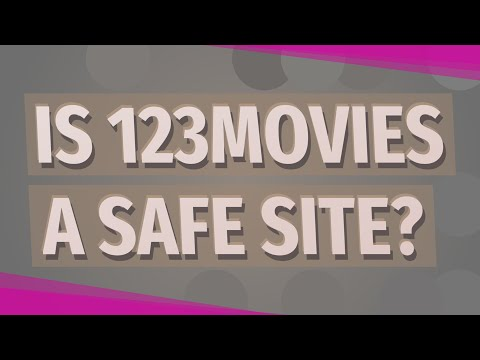 Is 123movies a safe site?