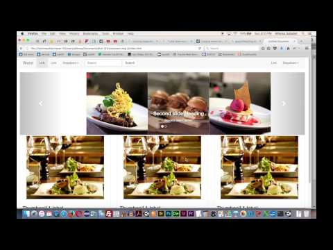 Creating a Responsive Website using Dreamweaver CC