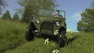 Тест-драйв ГАЗ-67