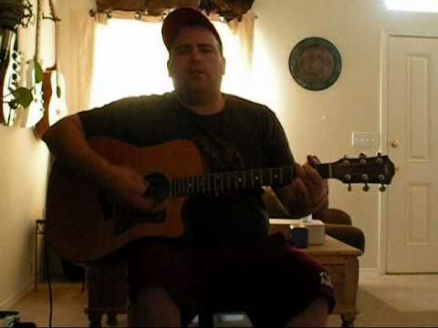 Watching Airplanes Acoustic Cover - Gary Allan