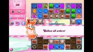 Candy Crush Saga Level 4073 (No boosters)