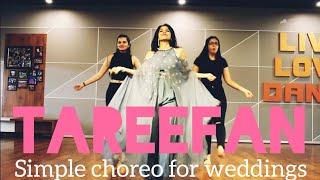 TAREEFAN dance/ wedding choreo/ shadi dance moves/ kareena/ verrey / RITU SURAT