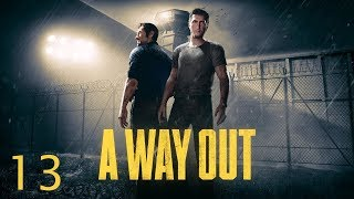 A Way Out with Coestar - Co-Op Adventure Game - E13