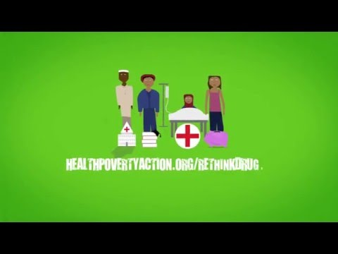 Rethink Drug Policy | Health Poverty Action
