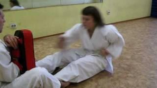 Effective training karate.  Эффективное обучение каратэ