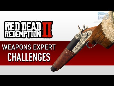 Red Dead Redemption 2 - Weapons Expert Challenge Guide thumbnail