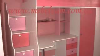 видео Как заказать качественную детскую мебель