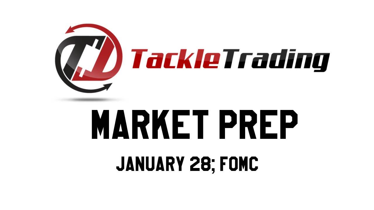 Market Preps For FOMC