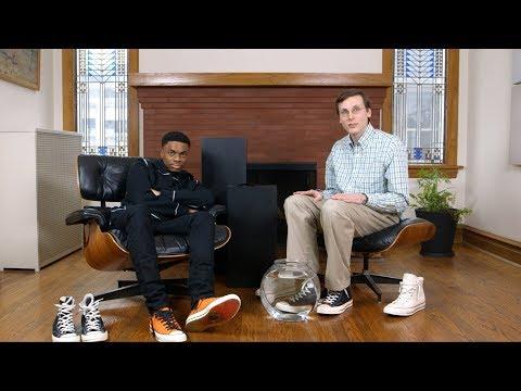 Vince Staples Talks About Vince Staples' Converse Sneaker