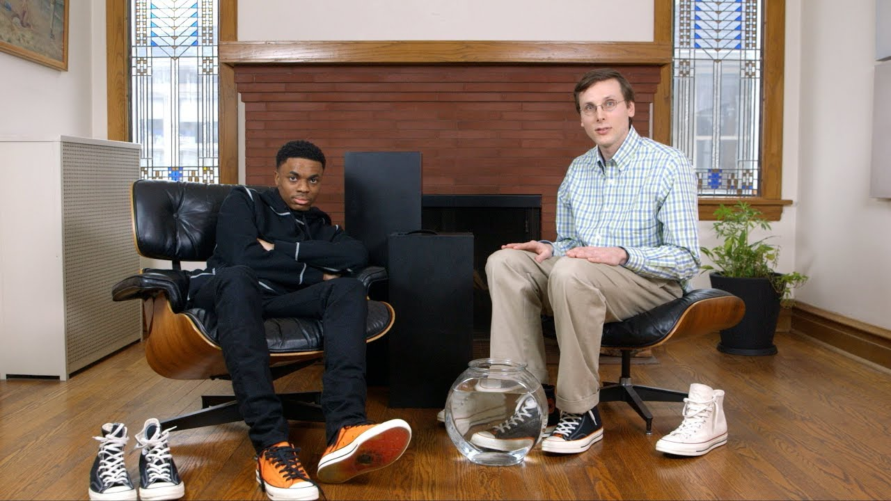 Vince Staples x Converse Big Fish Theory | Sneakers Magazine