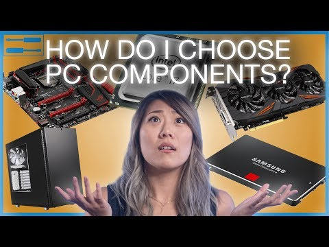 How to choose PC parts! Beginner's Components Guide 2017