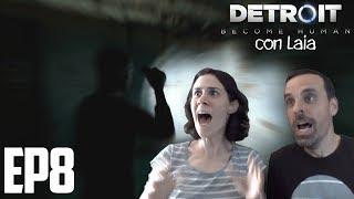Video de NO, TÚ TE HAS ASUSTADO | Detroit: Become Human (Ep 8)