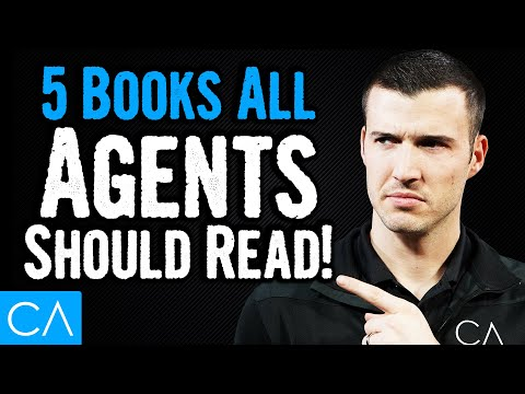 5 Books ALL Insurance Agents Should Read!