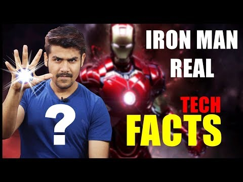 Iron Man in Real World ? | World's Hardest Material | Technology Facts