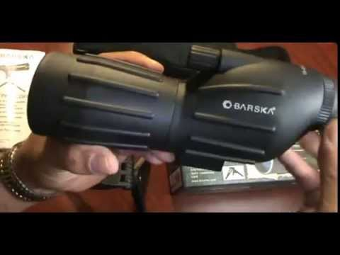 Barska Colorado Spotting Scope 15-4-x40 Review