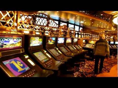 Royal Palm Casino, deck 6, MSC Splendida, MSC Cruises, Balearic Sea
