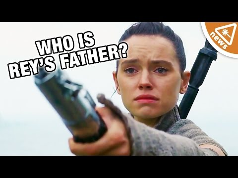Thumbnail: Did Daisy Ridley Just Confirm Who Is Rey's Father? (Nerdist News w/ Jessica Chobot)