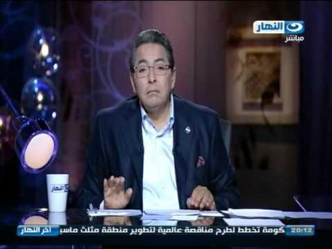 اخرالنهار - محمود سعد : جنازة فريد الاطرش سدت ميدان التح...