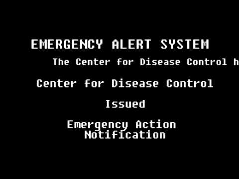 Emergency Alert System - Zombie Outbreak in New York